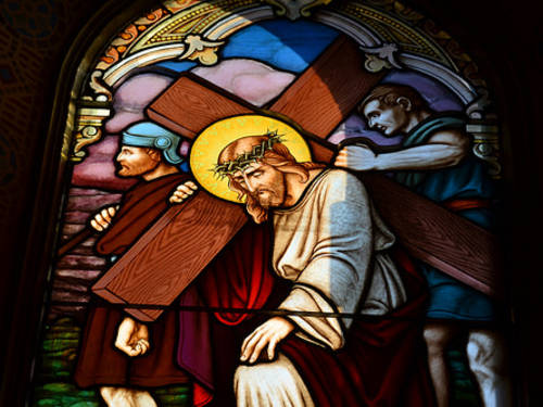 聖骸布にキリストの血と文字が!?科学が禁断の扉を開けた!!